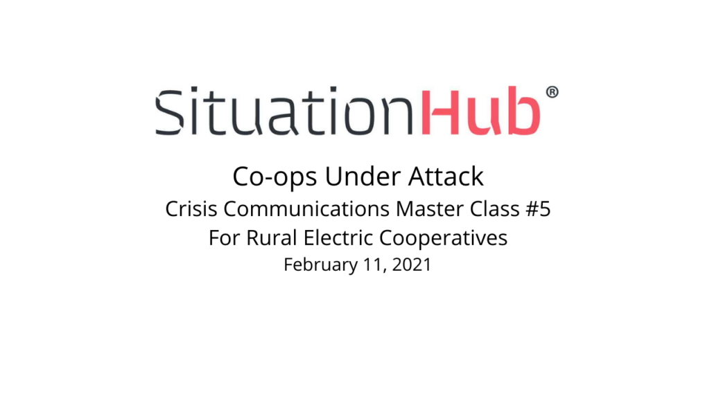 Master Class 5 co-ops