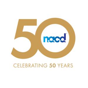 9552 NACD 2020 50th Anniversary Logo